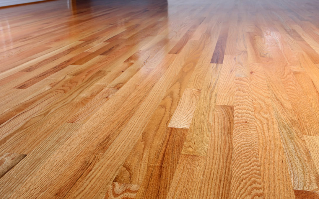 What are the most common floor finishes?